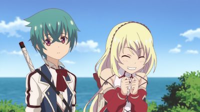 Grimms Notes The Animation Episode 08 Subtitle Indonesia