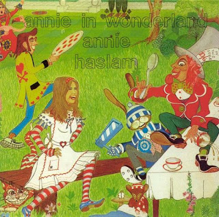 Annie Haslam Annie In Wonderland