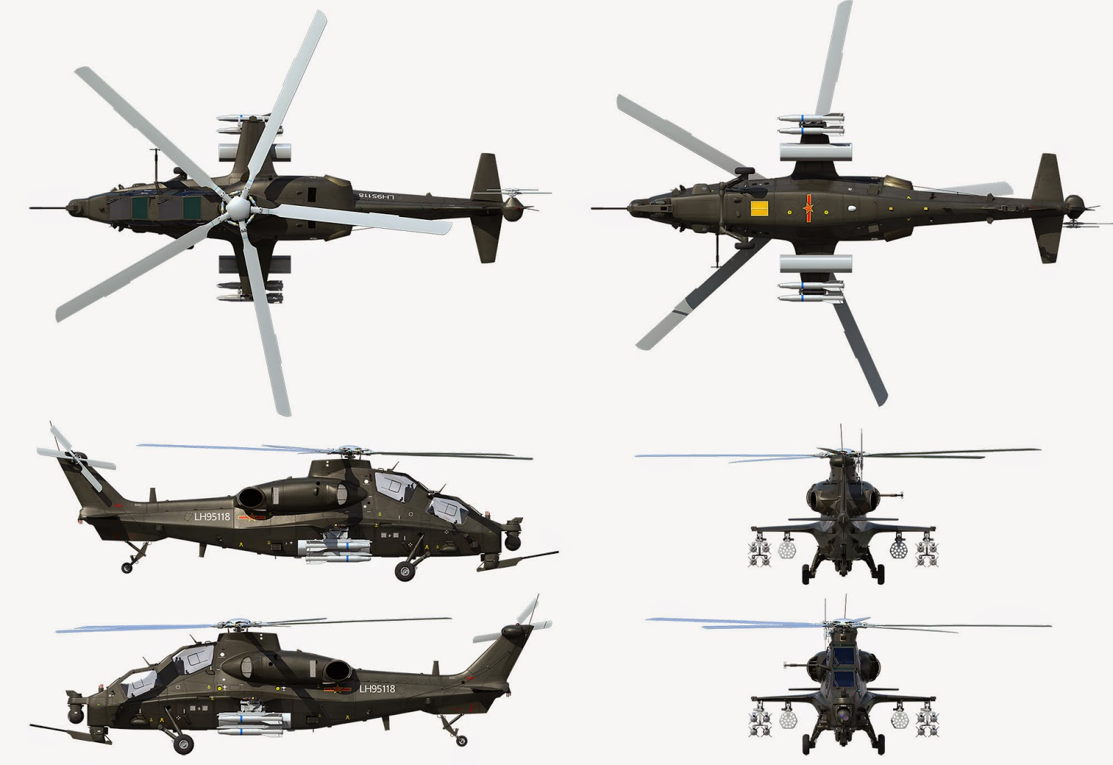 Pakistan Army Aviation Possible acquisitions   Page 9