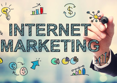 Tujuan, Komponen dan Aplikasi Internet Marketing