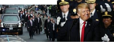 Inside Donald Trump's Secret Service Detail (Photos)