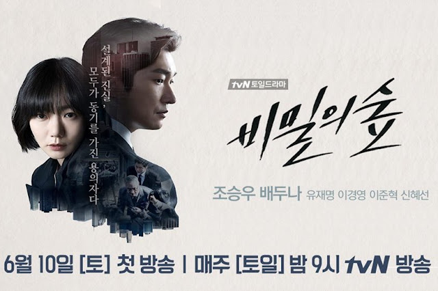 Drama Korea Secret Forest Subtitle Indonesia