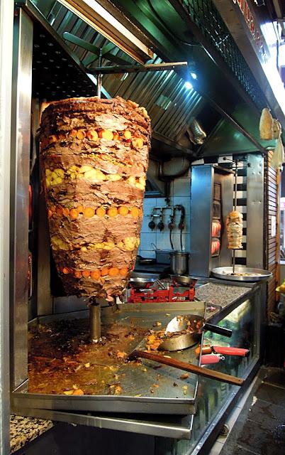kebab, kebab turecki, Turcja, kuchnia turecka,