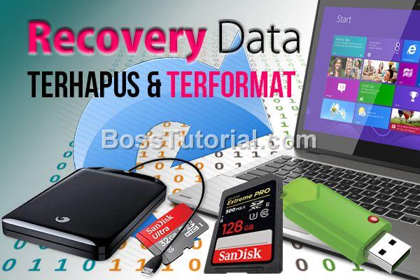 Cara Mengembalikan Data yang Terformat atau Terhapus pada Memory ...