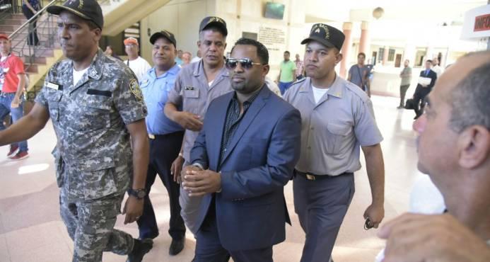La Soga será llevado el martes a la cárcel de Operaciones Especiales