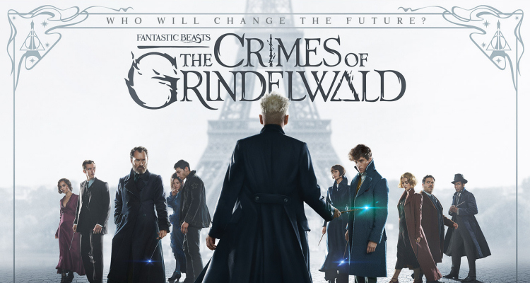 Fantastic Beasts: The Crimes of Grindelwald Hit Theaters