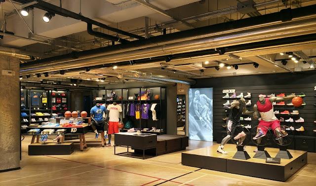 Nike em San Diego
