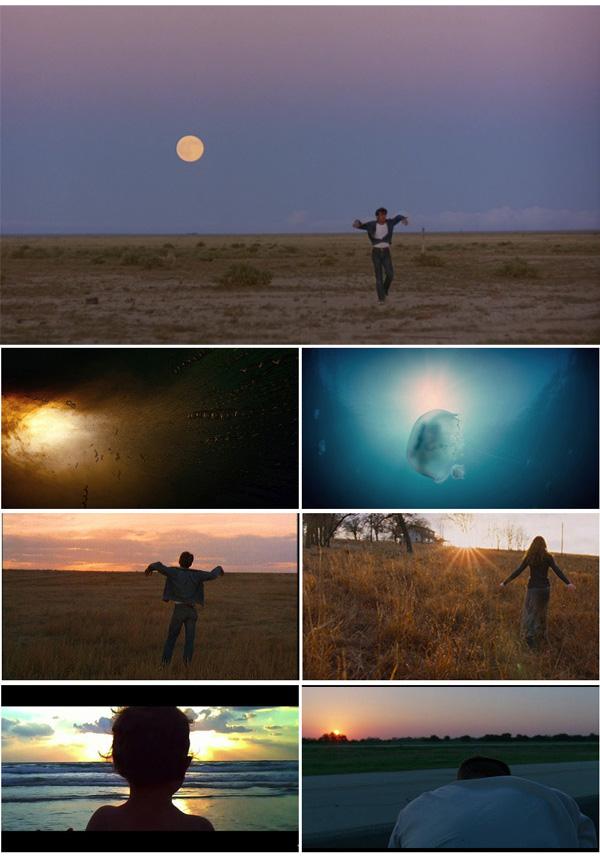 Terrence Malick Stanley Kubrick similar themes
