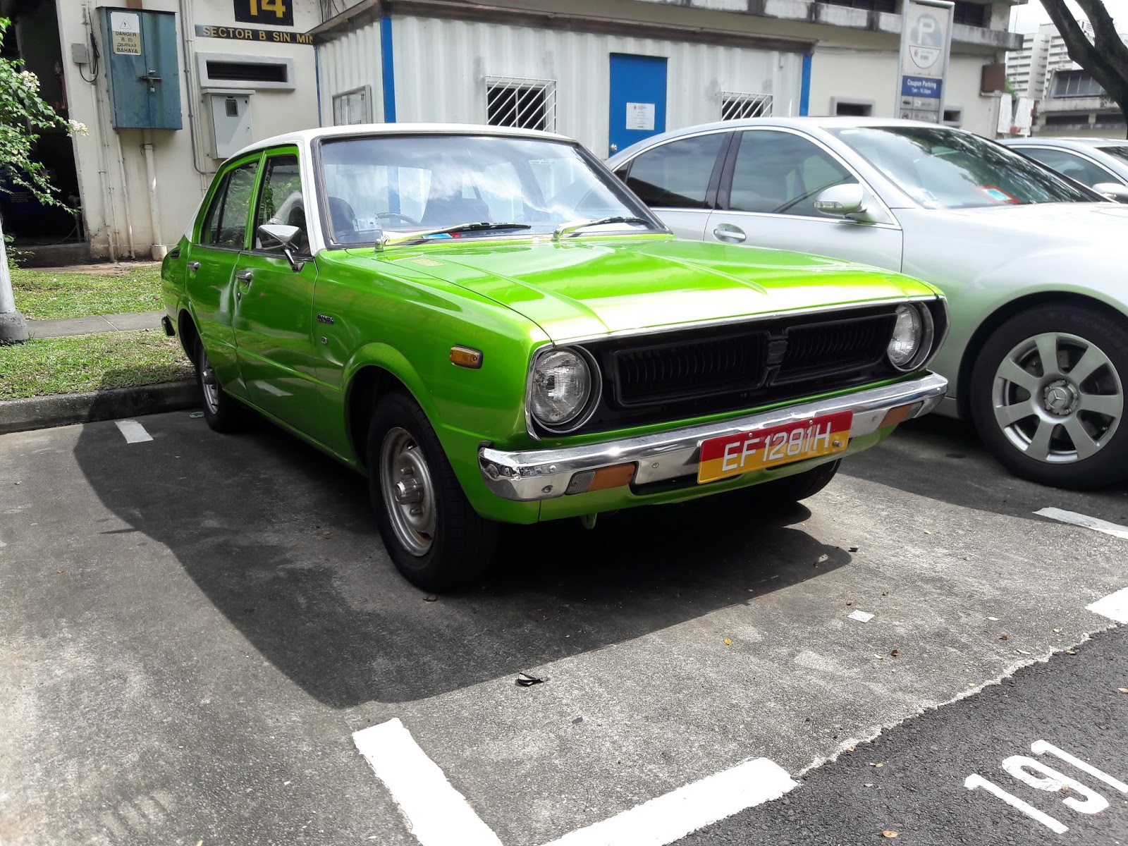 Singapore Vintage and Classic Cars: More than an old car #10 ...