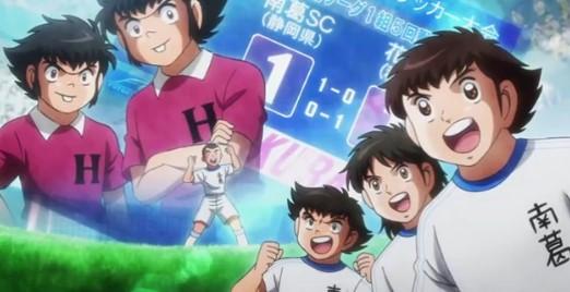 Captain Tsubasa (2018) – Episódio 16