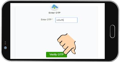 आधार कार्ड OTP ना मिलने पर क्या करे ?