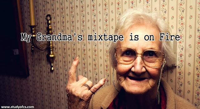 Grandma funny