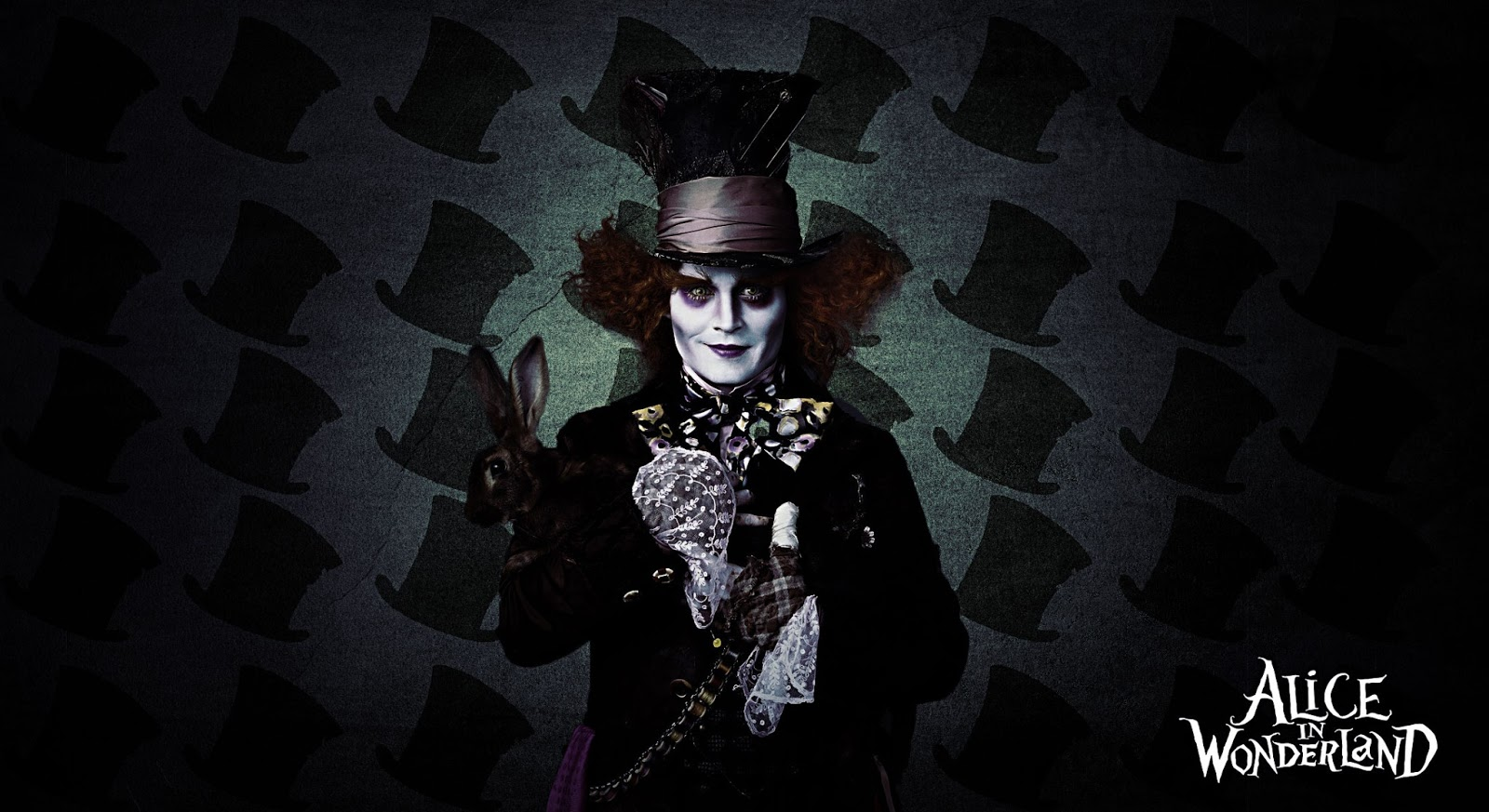 Mad Hatter Quotes Wallpaper. QuotesGram