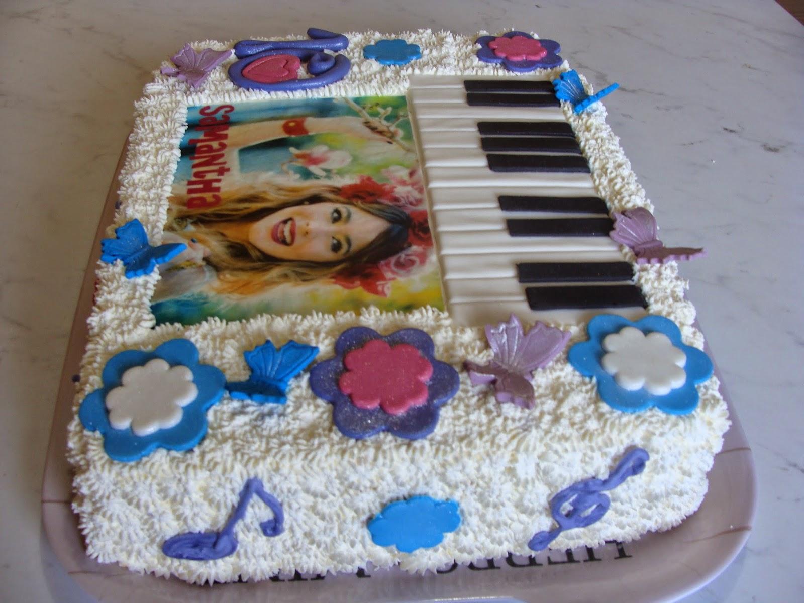 Torta Compleanno Violetta.Le Torte Di Aneta Torta Compleanno Violetta Birthday Cake Violetta