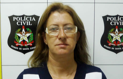 Marli Teles de Souza ficou conhecida como Viúva Negra