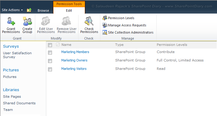 add users to sharepoint 2010