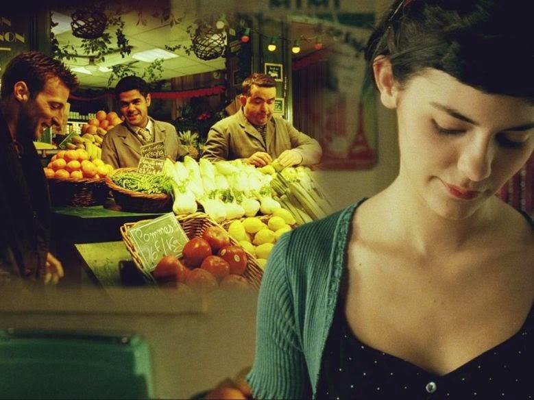 Amelie París películas