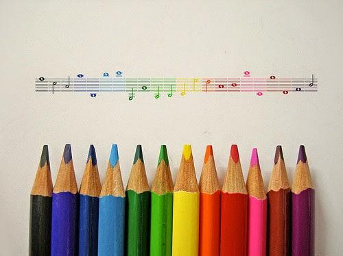 Cuộc sống luôn chứa đầy những gam màu khác nhau