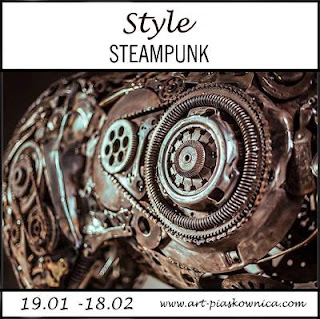 STYLE - Steampunk - edycja sponsorowana
