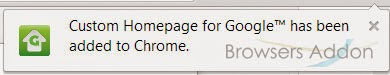 custom_homepage_google_install_success