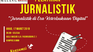 Perkuat Kapasitas Kader, IMM Raushan Fikr FKIP UMM Akan Gelar Pelatihan Jurnalistik