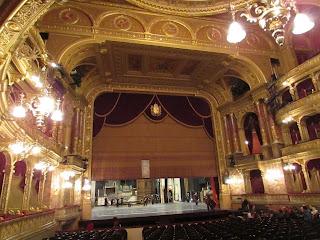 Interior Ópera de Budapest 1