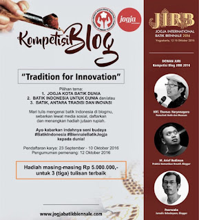 Kompetisi Blog JIBB 2016