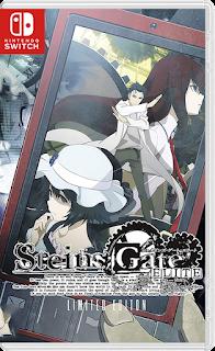 STEINS GATE ELITE Switch NSP