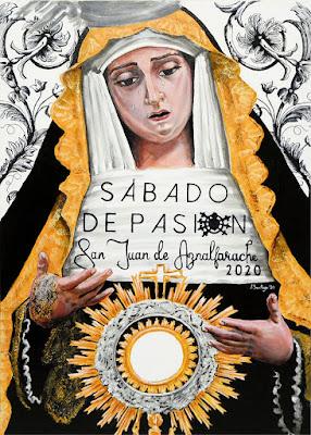 San Juan de Aznalfarache - Semana Santa 2020 - Isabel Santiago