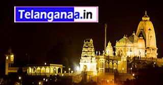 Birla Mandir Telangana Tourism