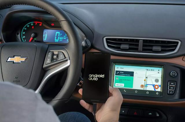 Chevrolet Onix: sistema MyLink agora roda navegação Waze