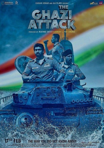 The Ghazi Attack 2017 Full Movie Download