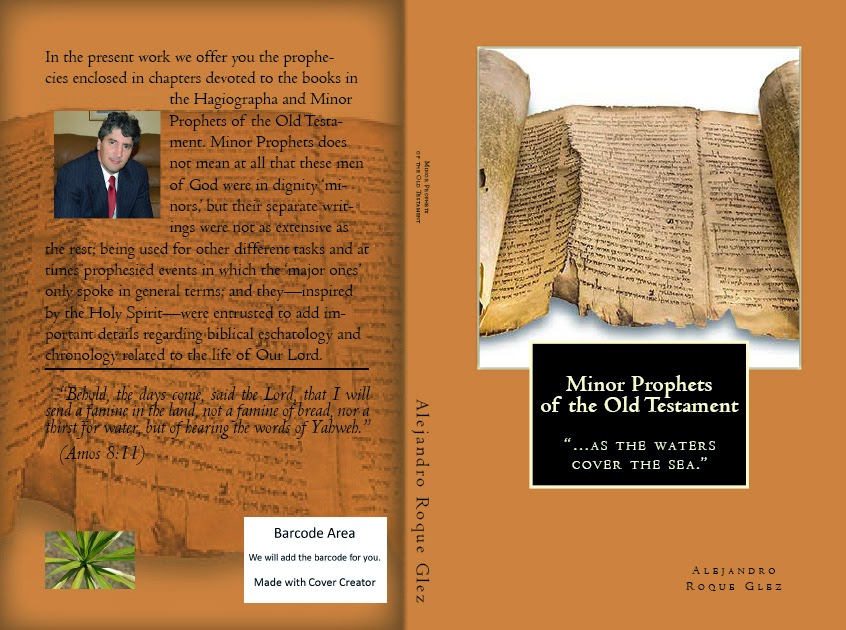 Minor Prophets of the Old Testament at alejandroslibros.com