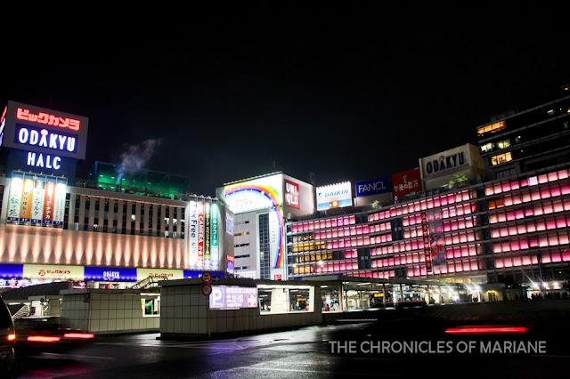 tokyo mall