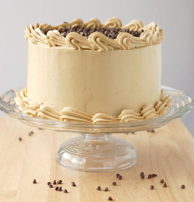 CHOCOLATE CHIP COOKIE CAKE | Special Cuisine Recipe