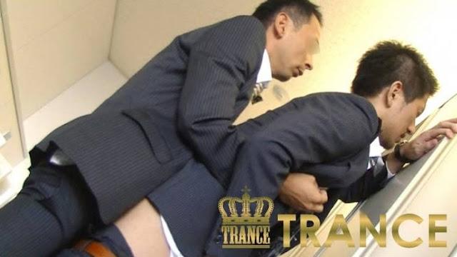 TR-MS001 Men's スリムスーツ Part1