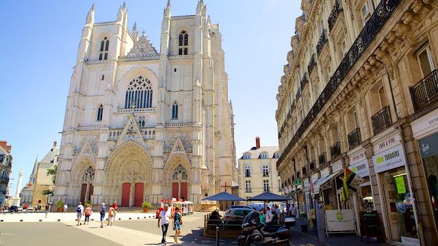 Quantos dias ficar em Nantes