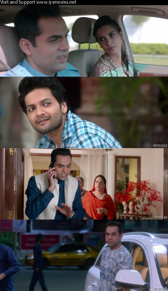 Happy Bhag Jayegi 2016 Hindi 720p DVDRip