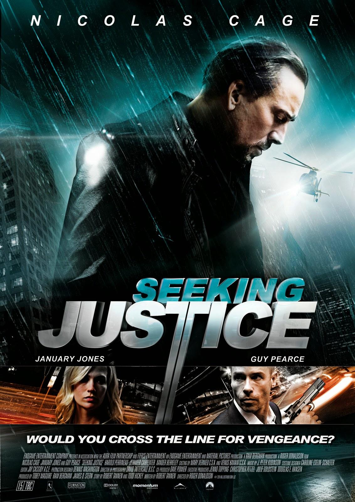 Seeking Justice (2011) ταινιες online seires xrysoi greek subs