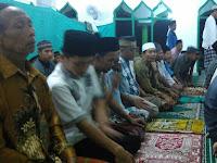 Aleg PKS Teguh Suyatman Ikuti I'Tikaf Bersama Masyarakat