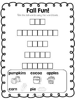 Mrs. Bremer's Class: Fall Fun!