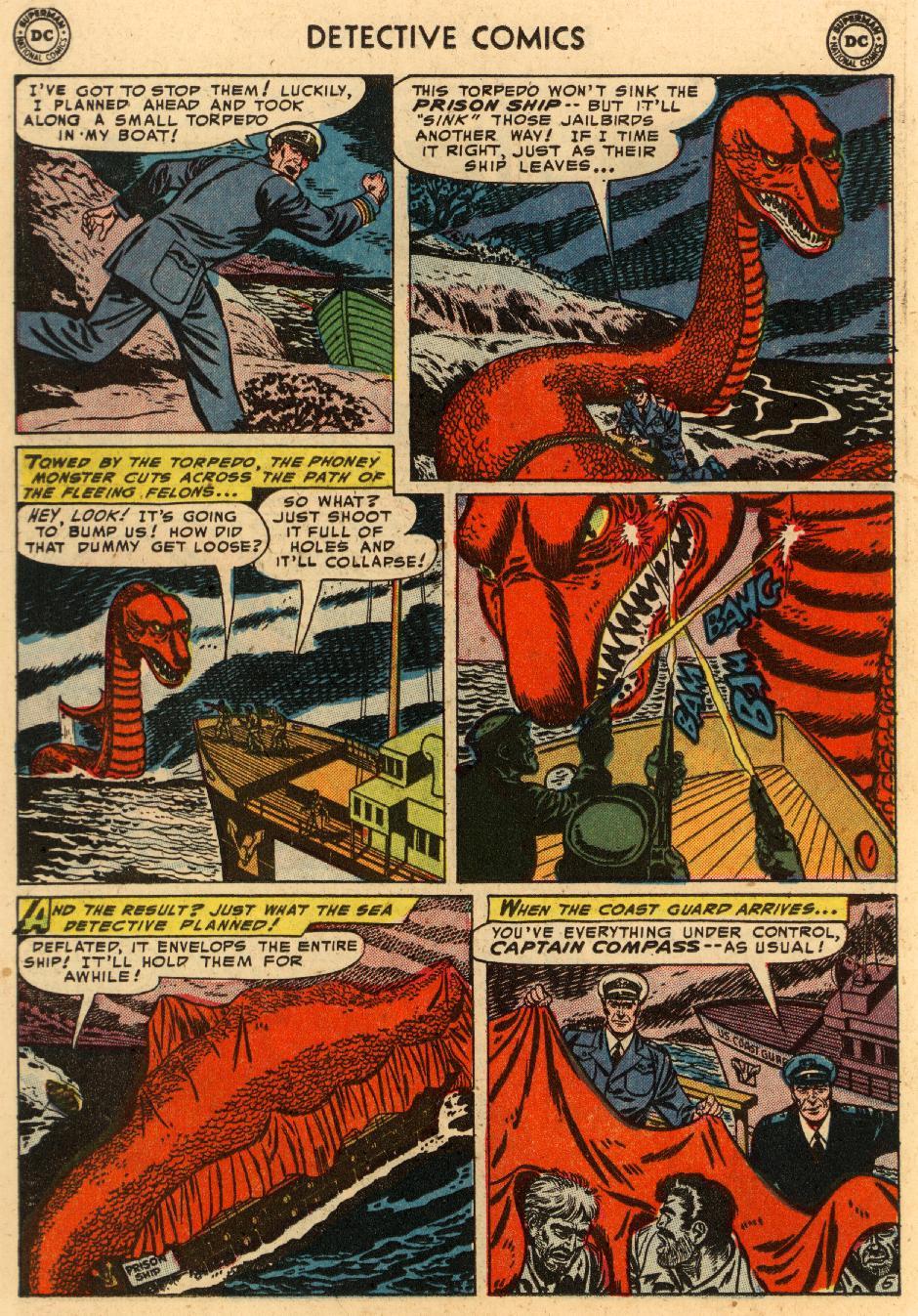Read online Detective Comics (1937) comic -  Issue #207 - 24