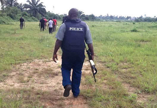 Suspect takes police to location he buried victim after collecting N10m ransom