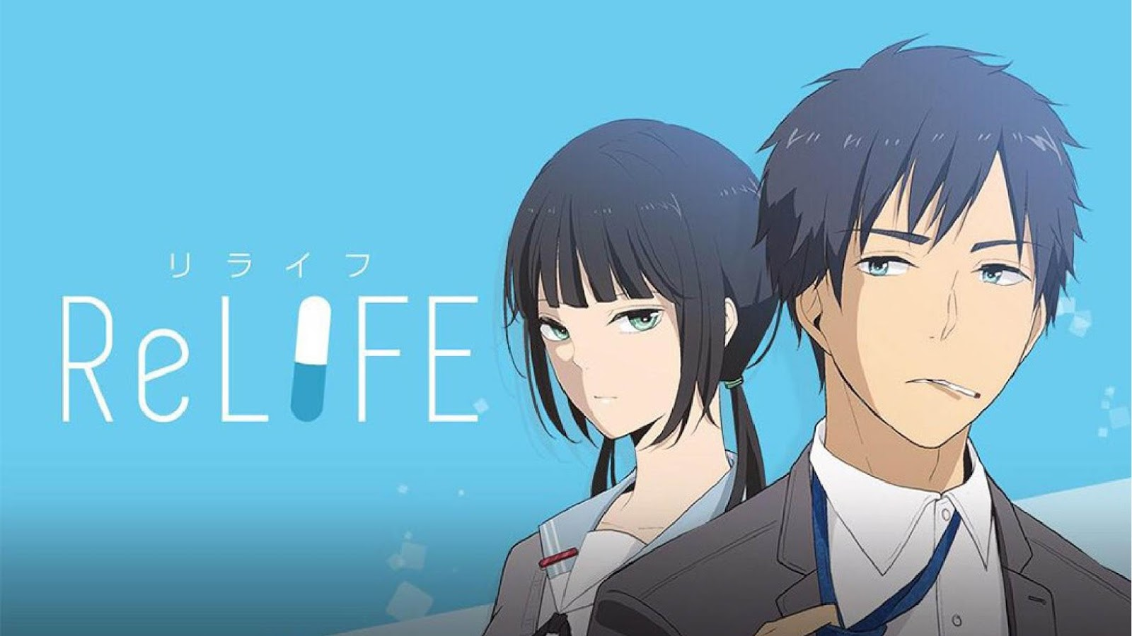 Download ReLIFE Subtitle Indonesia Batch Sub Indo BatchminiHD3gpmp4 480p720p