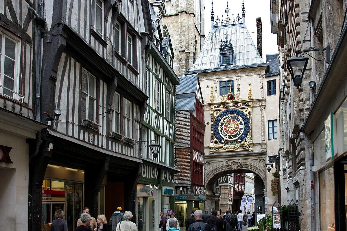 Teen Treks: European Phantom in Rouen, France