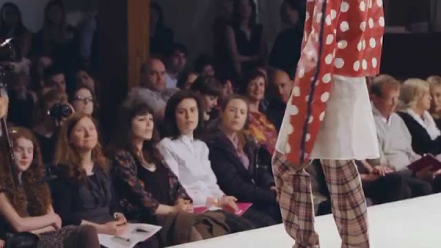 NCAD Fashion catwalk show 2014