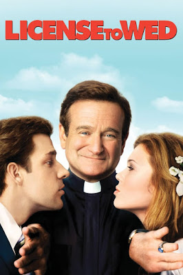 License to Wed Poster