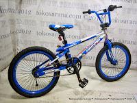 Sepeda BMX Pacific Mizone FreeStyle Rangka Aloi 20 Inci