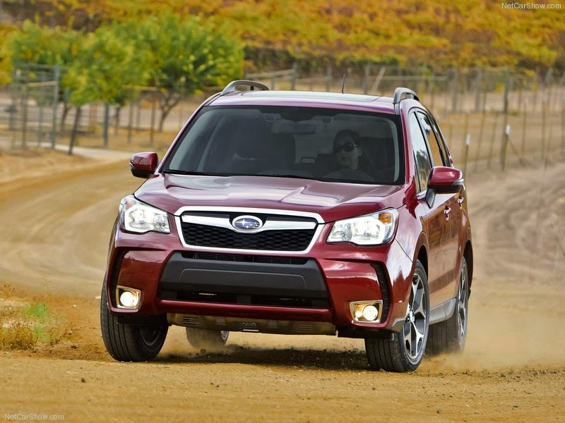 2014 Subaru Forester US-Version