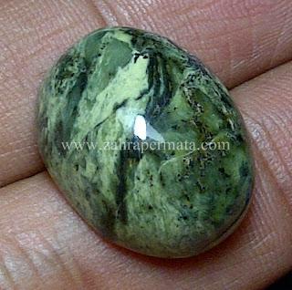 Batu Permata Green Borneo - ZP 532
